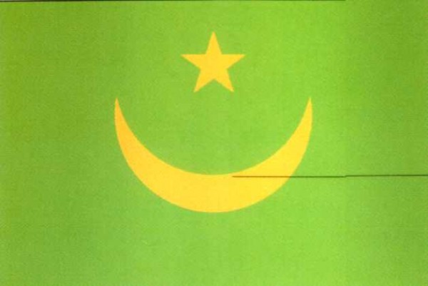 Mauretanien ca. 100 cm x 150 cm
