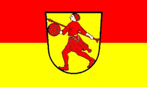 Stadtflagge Wilhelmshaven