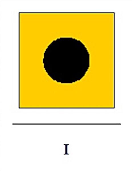 Signalflagge I