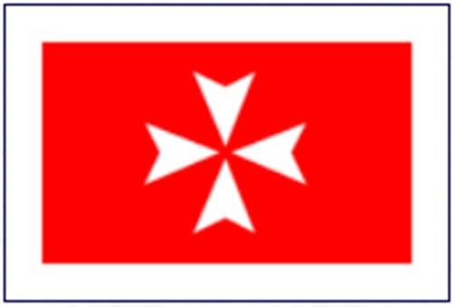 Malta Handel Gastlandflagge