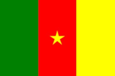 Kamerun ca. 100 cm x 150 cm