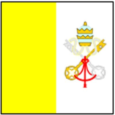 Vatikan ca. 100 cm x 150 cm