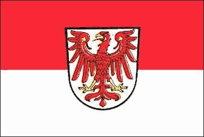 Brandenburg (Größe ca. 60 cm x 90 cm)