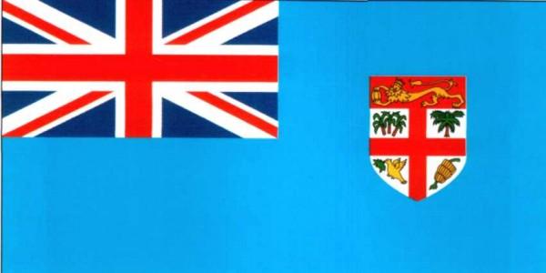 Fidschi Inseln Gastlandflagge
