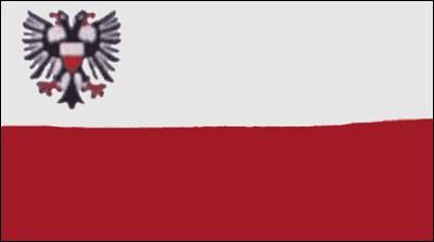 Stadtflagge Lübeck