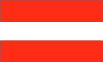 Österreich Gastlandflagge