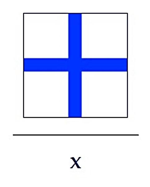 Signalflagge X
