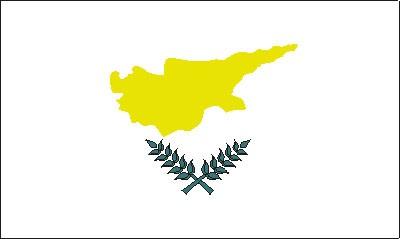 Zypern Gastlandflagge