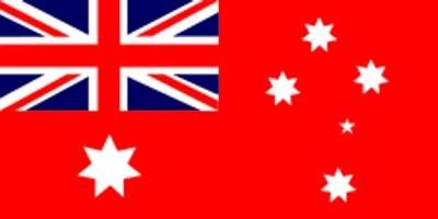 Australien Handel ca. 100 cm x 150 cm