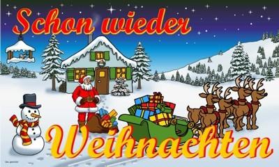 """Weihnachten 4: """"Schon wieder Weihnachten"""""""