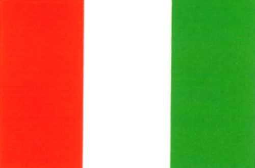 Elfenbeinküste ca. 100 cm x 150 cm