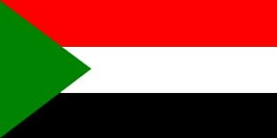 Sudan ca. 100 cm x 150 cm