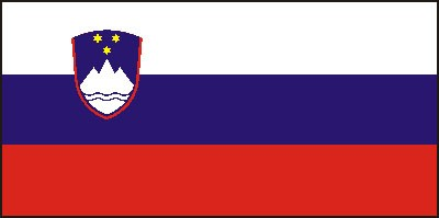 Slowenien ca. 100 cm x 150 cm