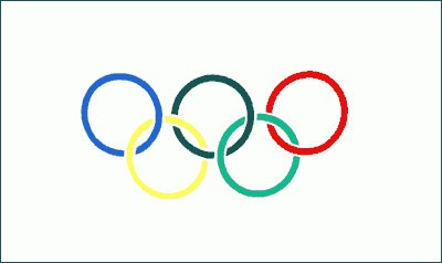 Olympia Gastlandflagge