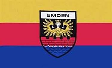 Stadtflagge Emden FB
