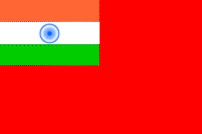 Indien Handel ca. 100 cm x 150 cm