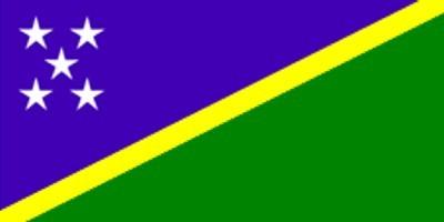 Salomon Islands ca. 100 cm x 150 cm
