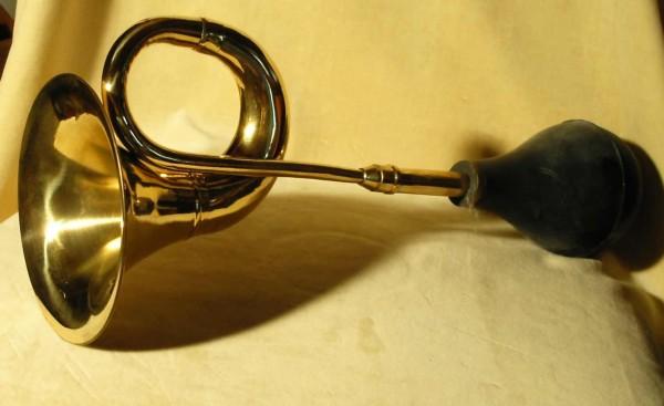 Taxi - Tröte, ca. 37 cm