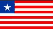 Liberia ca. 100 cm x 150 cm