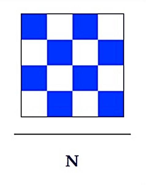 Signalflagge N