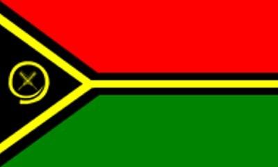 Vanuatu ca. 100 cm x 150 cm