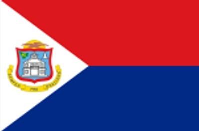 Sint Maarten (seit 2010) ca. 100 cm x 150 cm