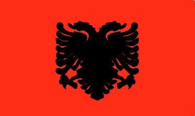 Albanien ca. 100 cm x 150 cm