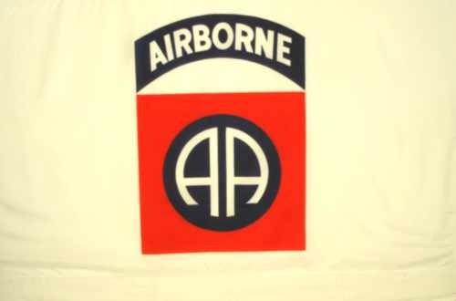 USA: US Airborne 2 (rot, weiß, blau)