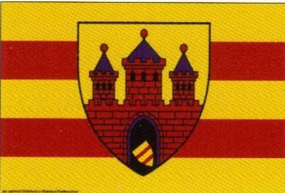 Stadtflagge Oldenburg