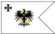 Preußen: Topflagge MS Preußen