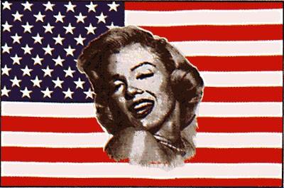 USA mit Marilyn Monroe