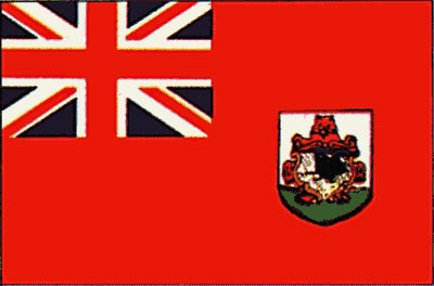 Bermudas Gastlandflagge