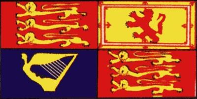 Großbritannien:Königl. Stander