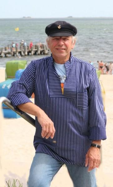 Hamburger Fischerhemd für Erwachsene