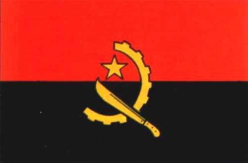 Angola ca. 100 cm x 150 cm