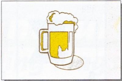 Bier (Spaßflagge) ca. 30 x 45 cm