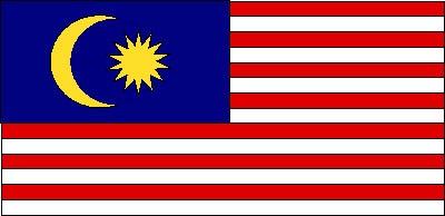 Malaysia ca. 100 cm x 150 cm
