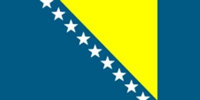 Bosnien-Herzegowina ca. 100 cm x 150 cm